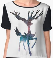Xerneas used geomancy Women's Chiffon Top