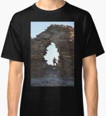 Fortress. Middle Gobi Mongolia Classic T-Shirt
