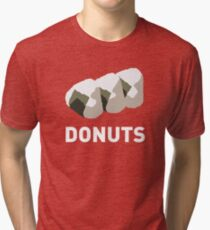 Jelly Donut Tri-blend T-Shirt