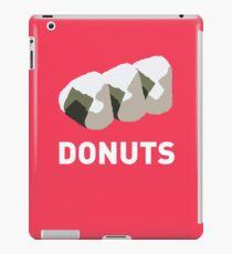 Jelly Donut iPad Case/Skin