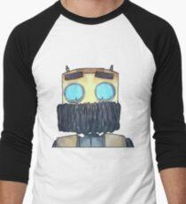 Dance Gavin Dance Character Men's Baseball ¾ T-Shirt