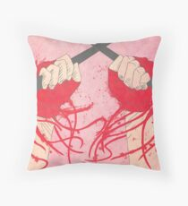 Some Kind of Wonderful Watts Throw Pillow