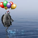 Elephant Float by Randy Turnbow