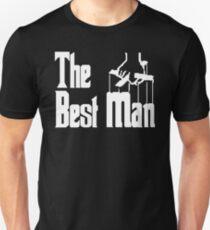 The Best Man Unisex T-Shirt
