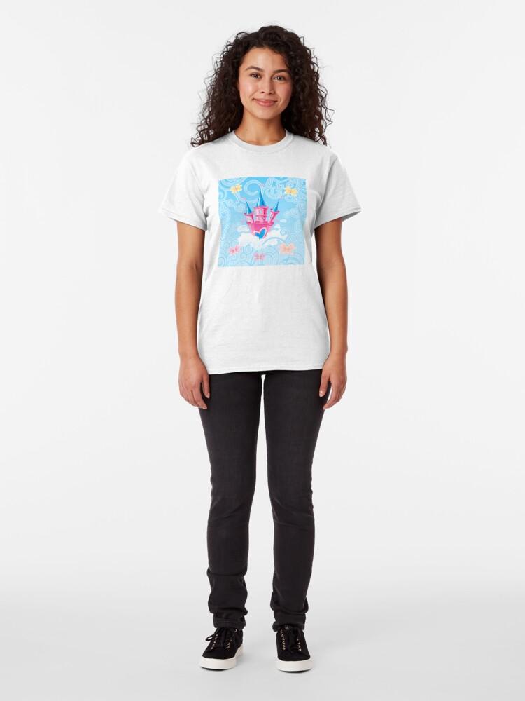 Alternate view of Fairy Castle Classic T-Shirt