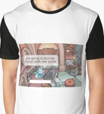 club penguin thief Graphic T-Shirt