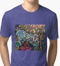 Our Own World Tri-blend T-Shirt