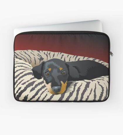 The hunter rests Laptop Sleeve