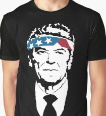 Ronald Reagan for President Graphic T-Shirt