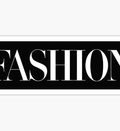 fashion Sticker