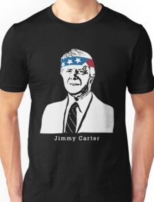 President Jimmy Carter American Patriot Vintage Unisex T-Shirt