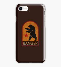 NCR Ranger iPhone Case/Skin