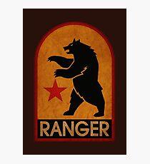 NCR Ranger Photographic Print