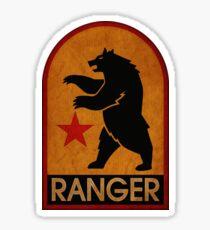 NCR Ranger Sticker