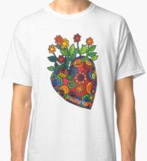 Blooming Heart #1 Classic T-Shirt