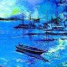 Blue Dream 2 by Anil Nene