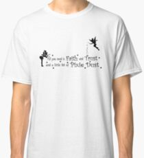 Tinker Bell Pixie Dust Classic T-Shirt