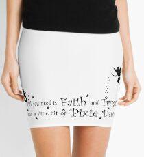 Tinker Bell Pixie Dust Mini Skirt