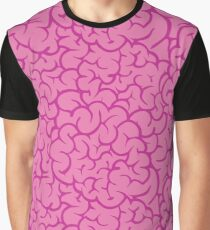 Pink guts pattern Graphic T-Shirt