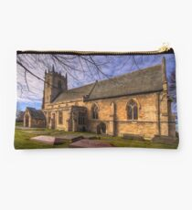 St Peter's & St Paul's Church in  Barnby Dun Studio Pouch