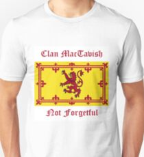 MacTavish - Scottish Clan T-Shirt