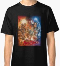 Kung Fury Fiction Film  Classic T-Shirt