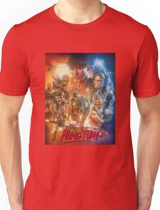 Kung Fury Fiction Film  Unisex T-Shirt