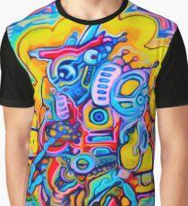 Alien Invader  Graphic T-Shirt