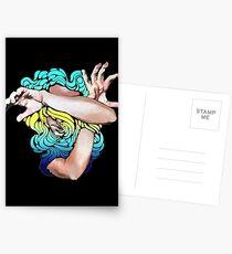 Wallflower (Social Disease Original) Postcards