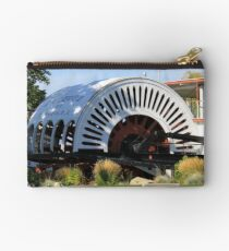 Paddlewheel in time Studio Pouch