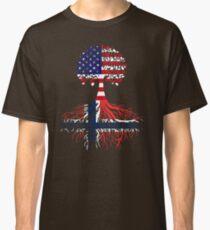 Family Tree - Norwegian Roots Classic T-Shirt