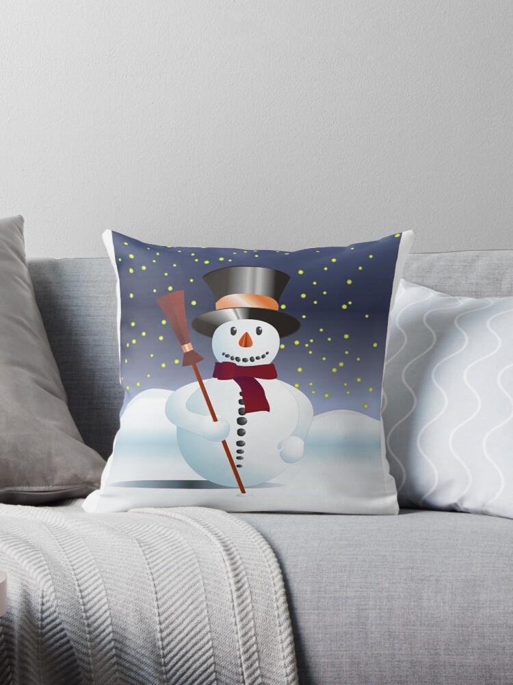Snowman for Xmas von pASob-dESIGN