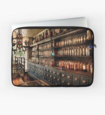 Pharmacy - So many drawers and bottles Laptop Sleeve
