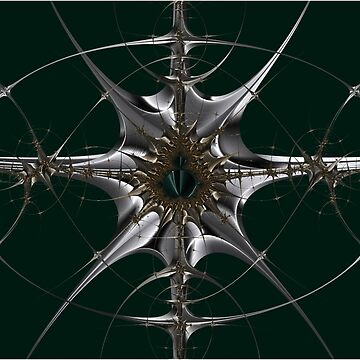 Multipolar Neuron by rosshilbert