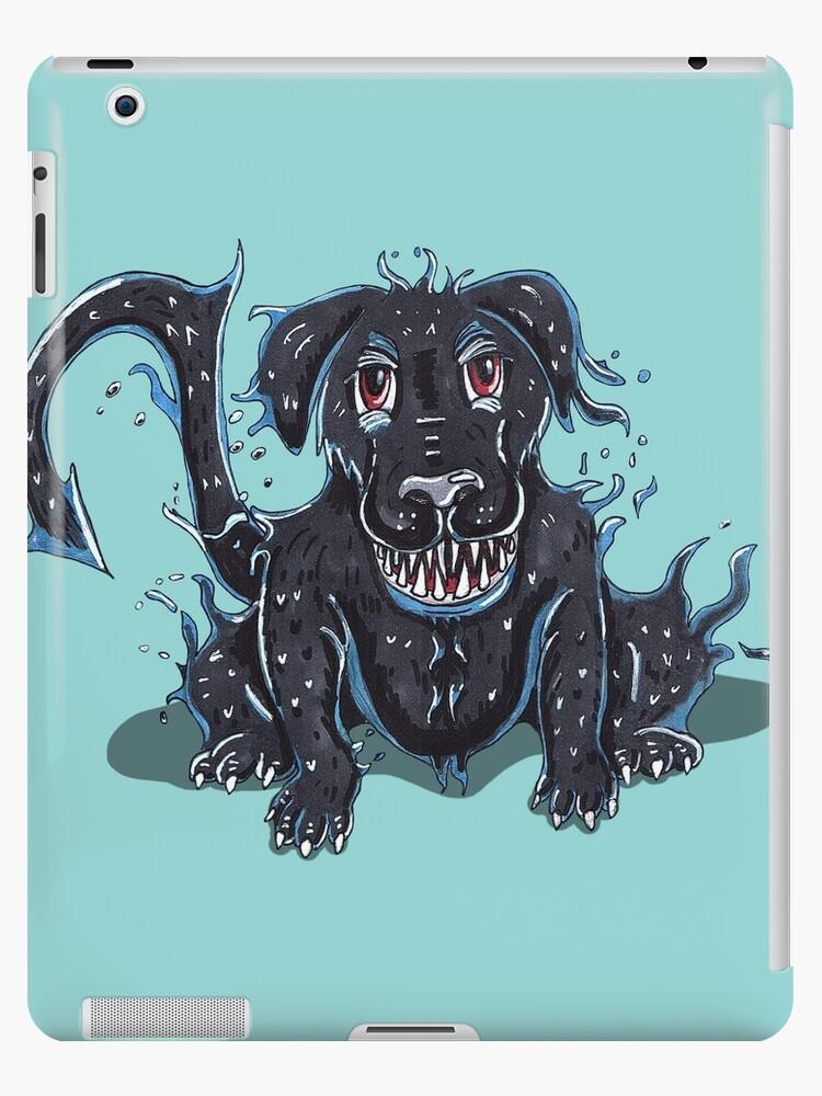 «Perro negro» de Alana  Williamson