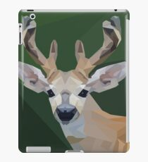 Minimalist Deer- King of the Forest iPad Case/Skin