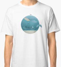 Whale & Jellyfish Classic T-Shirt