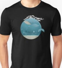 Whale & Jellyfish T-Shirt