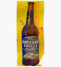 Bourbon County Stout, Goose Island  Poster