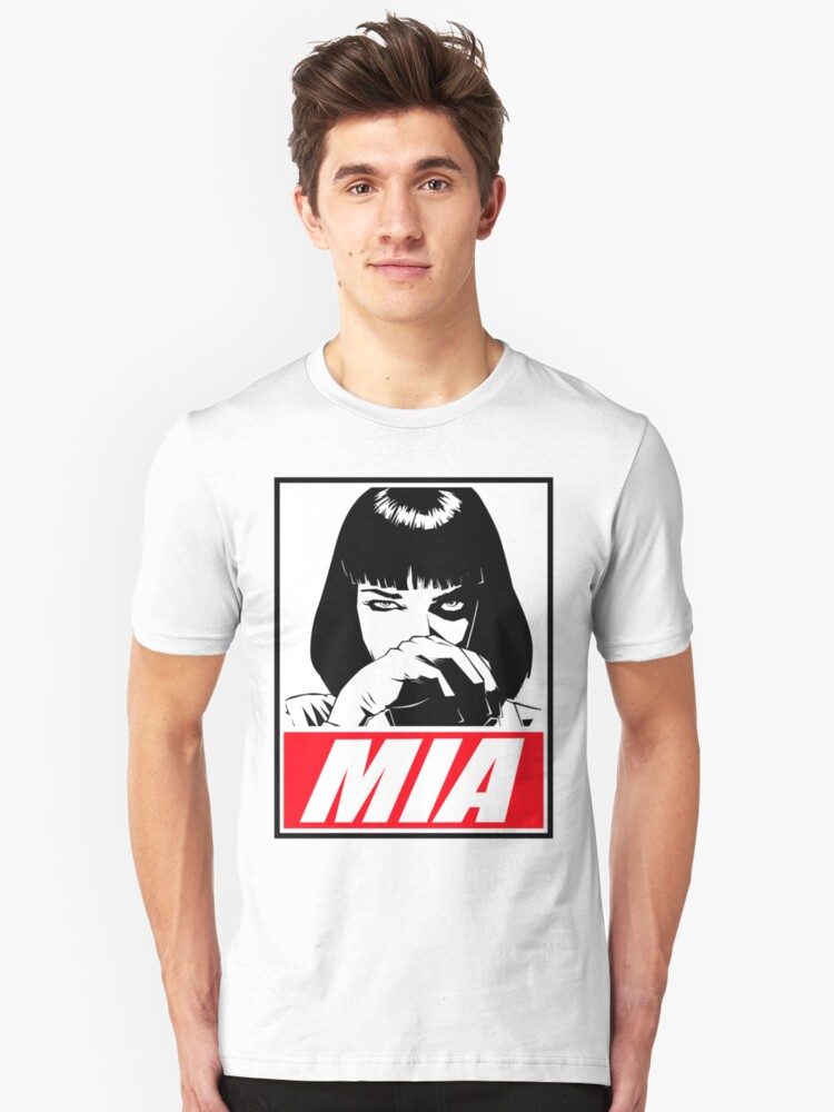 40ced10be Pulp Fiction Mia Wallace