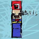 Mario Squared by David Bath