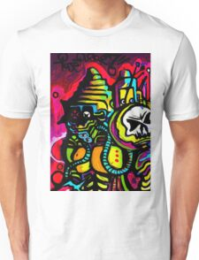 Android 7  / mecha robot Unisex T-Shirt