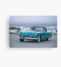 1956 Ford Thunderbird Canvas Print
