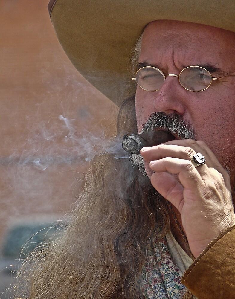 Smokin' Mt Man by Linda Sparks