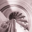 Sinistral - Spiral Stair by humblebeeabroad