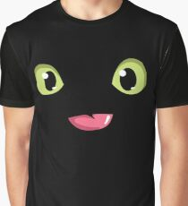 Toothless (How to Train Your Dragon) T-Shirt Graphic T-Shirt