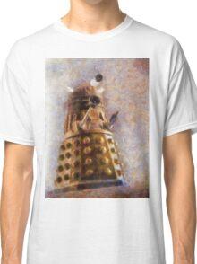 Dalek Flies! Classic T-Shirt