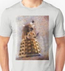 Dalek Flies! Unisex T-Shirt