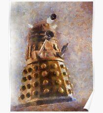 Dalek Flies! Poster