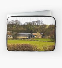 Yorks Moors Barn Laptop Sleeve